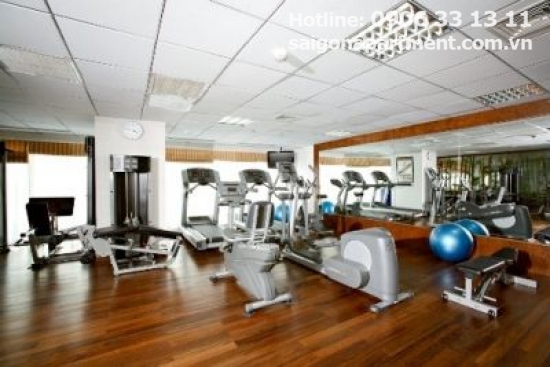 High-class serviced apartment 1 bedroom for rent in Lancaster building, District 1- 2300 USD
