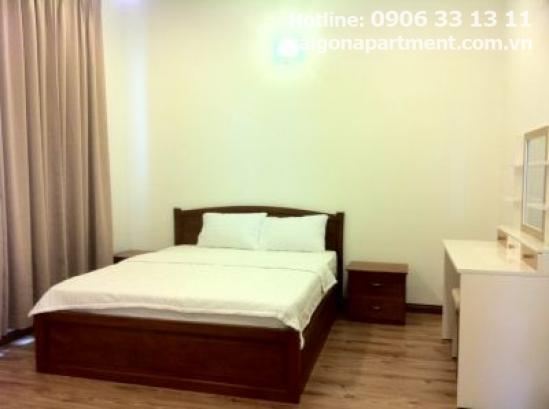 Serviced Apartment for rent in Thao Dien, District 2