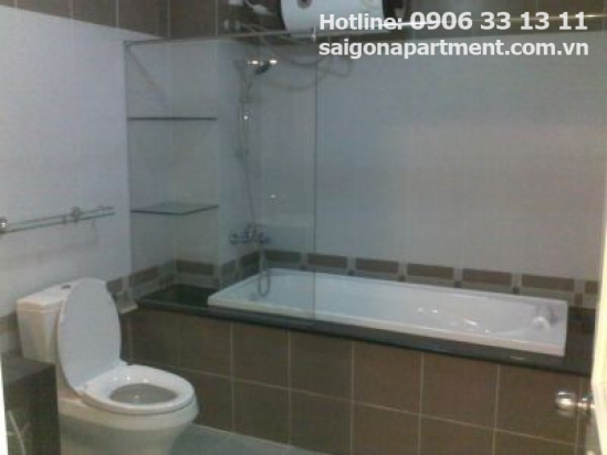 Nice apartment for rent in district 1 - 1500 USD
