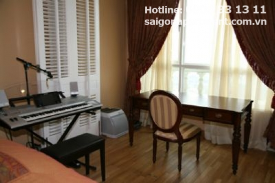 Apartment for rent in The Manor, Binh Thanh District-  2bedrooms - 1000$