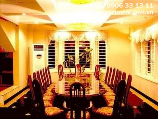 Branded and Luxury villa  04 bedrooms for lease in Dang Huu Pho street, Thao Dien, District 2- 7000 USD