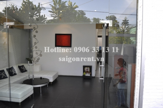 Luxury villa for rent in Ho Chi Minh City, Thu Duc district 3bedrooms- 2000 USD