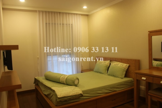 Luxury serviced apartments 3 bedrooms in center HCMC- 2300 USD