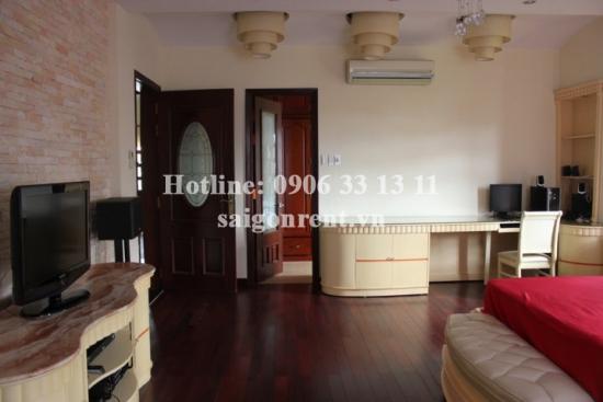 Nice Villa 04 bedrooms with 700sqm garden for rent in Thao Dien ward, district 2- 4500 USD