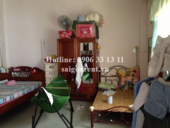 house for sell 7,2 x 32 in Huynh Tan Phat street- district 7 -420000 usd