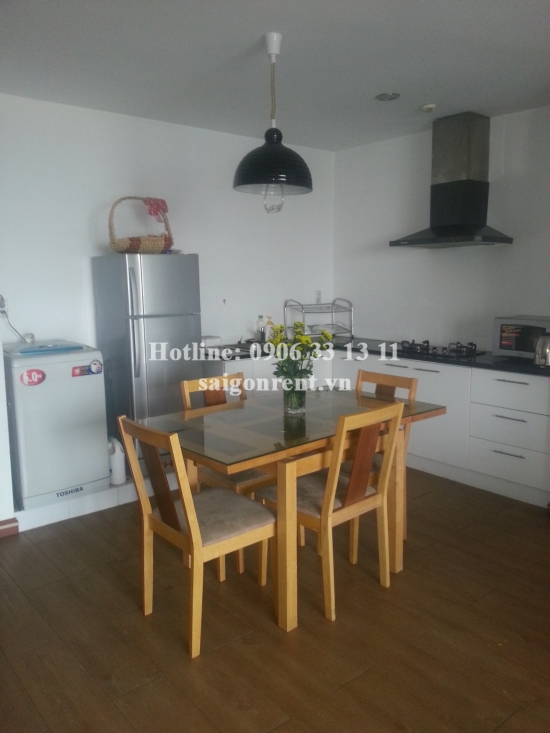 Apartment for rent in 4s Riverside, Thu Duc District, 420 USD/month