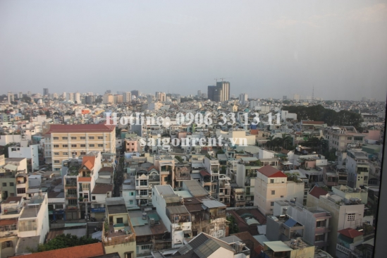 Office for lease in Nguyen Van Troi street, Phu Nhuan district, 14 usd/ m2