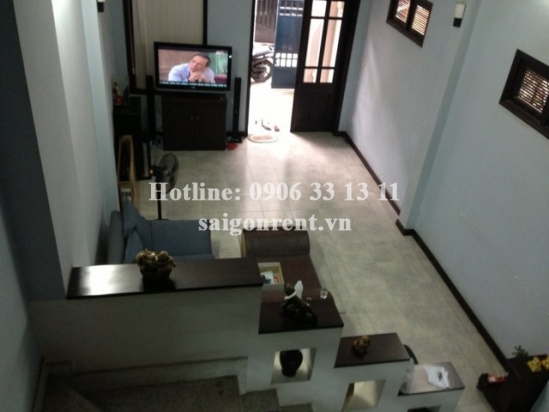 Nice house 4bedrooms for rent in Huynh Van Banh street, Phu Nhuan district -  900$