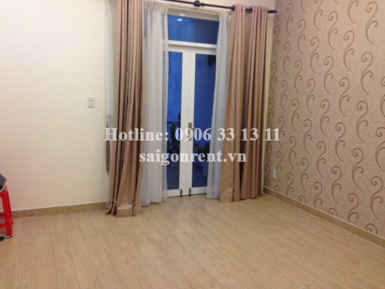 Great house or Office 5bedrooms, 5,6 x 19m, 350sqm for rent in Phu Nhuan district - 1200$