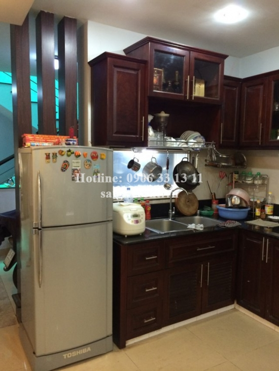 Luxury house 02 bedrooms for rent near Airport, Nguyen Van Cong street, 800 USD/month