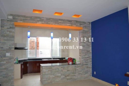 Brand new and beautiful house fully furnished 5bedrooms for rent at Linh Trung ward, Thu Duc District  700 USD