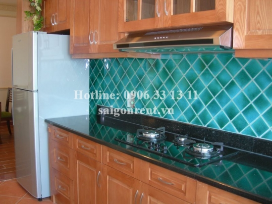 Luxurious Apartment for rent in Fideco Building, Thao Dien Area, District 2, 1300 USD/month