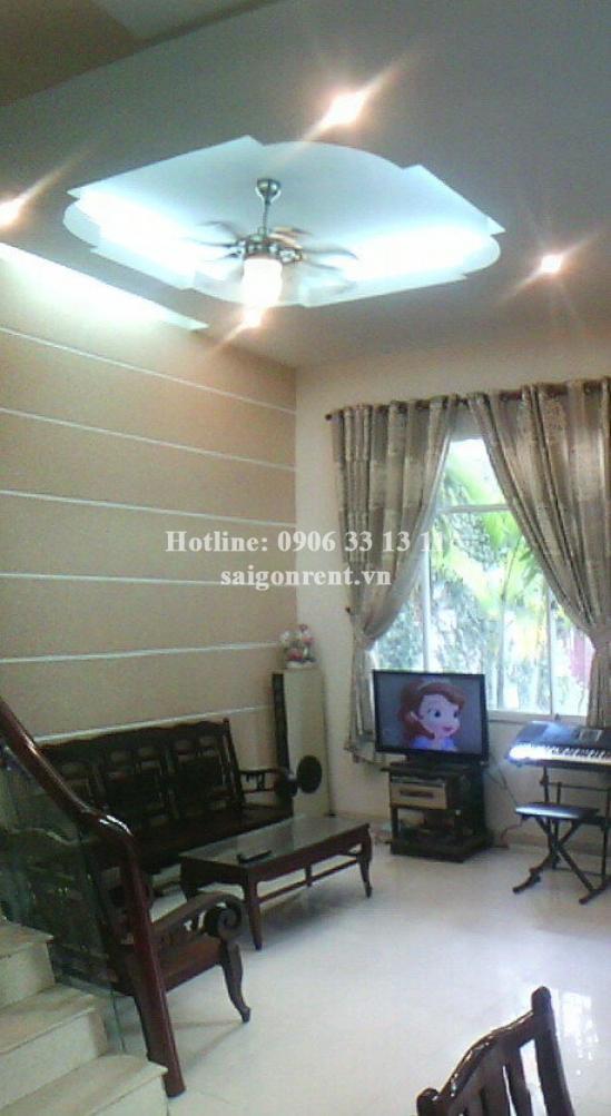 Villa for rent in Hong Ha street, Tan Binh district, 250sqm: 1400 USD/month