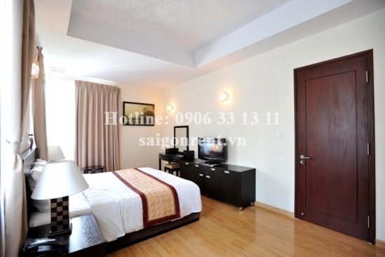 Luxurious villa for rent on Su Van Hanh street near District 3, District 10, 2100 USD/month
