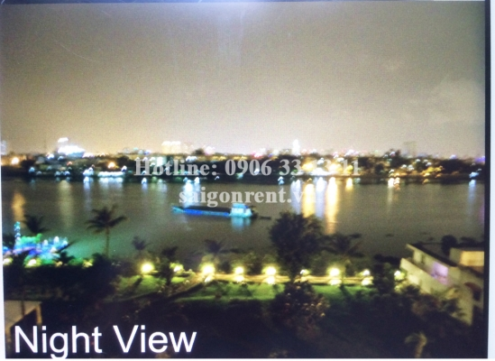 Nice apartment for rent in 4S Riverside Garden Building, Thu Duc district, 81sqm: 600 USD