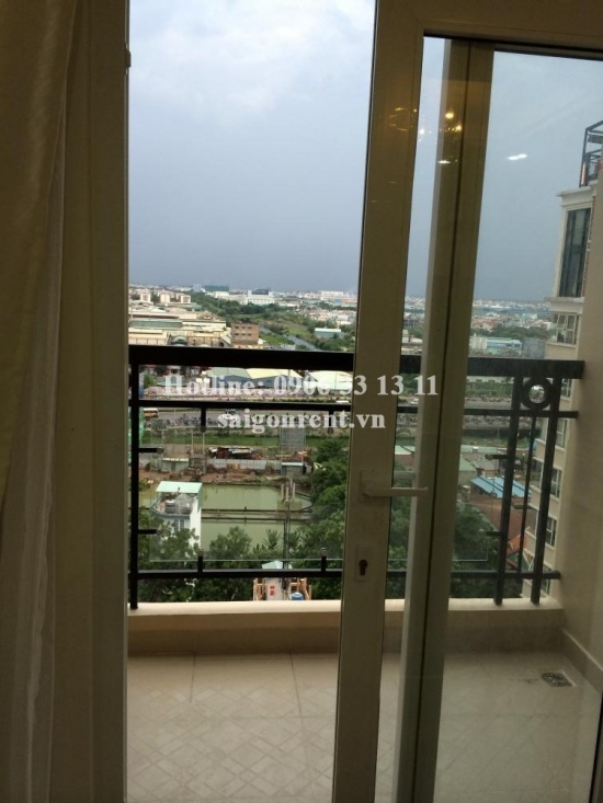 Brand new apartment for rent in Phuc Yen Building, Phan Huy Ich street, Tan Binh district, 90sqm: 650 USD