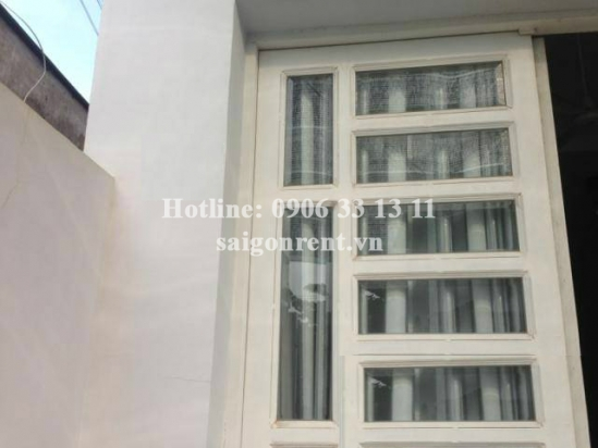 House for rent in Le Van Luong street, Tan Hung ward, District 7, 180sqm: 350 USD