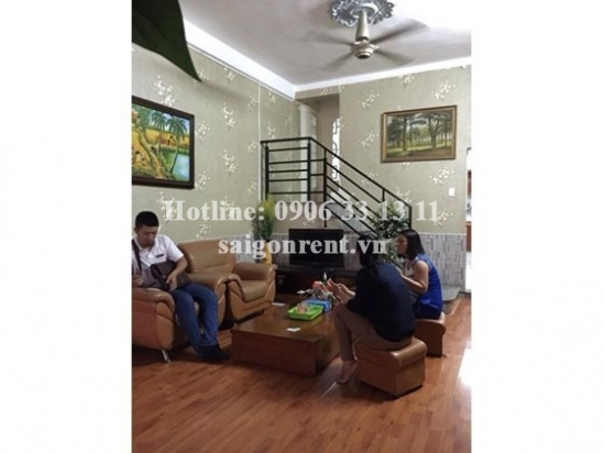 Advanced house 03 bedrooms for rent in Co Bac street, center District 1: 1000 USD