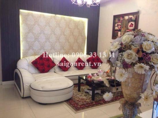Wonderful apartment for rent in Flemington Parkson, Le Dai Hanh street, District 11: 1350 USD