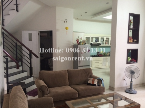 Beautiful house 03 bedrooms  for rent in Thich Quang Duc street, Phu Nhuan district - 1500 USD