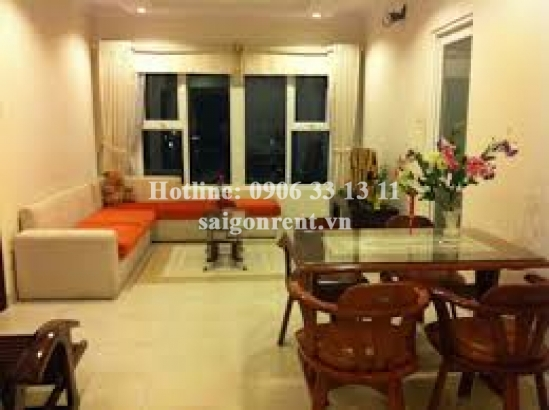 Nice apartment for rent in Phuc Yen Building, Phan Huy Ich street, Tan Binh District: 600 USD