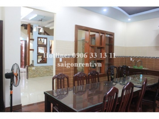 Nice House 05 bedrooms for rent in Dong Hung Thuan street, Tan Hung ward, District 12: 850 USD