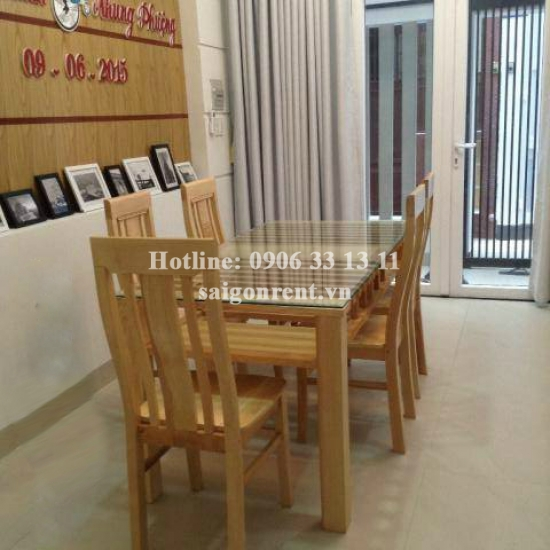 Brand new house 03 bedrooms for rent in Phan Xich Long street, Phu Nhuan District: 1000 USD