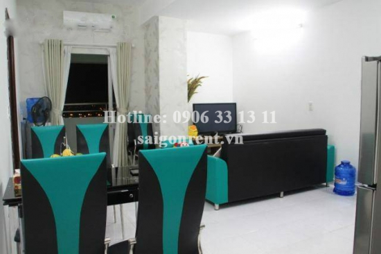 Nice apartment 02 bedrooms for rent in Nguyen Bieu street, District 5: 600 USD