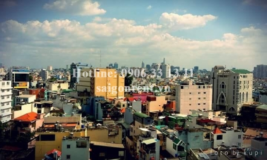 Luxury apartment for rent in Botanic Building, Nguyen Thuong Hien street, Phu Nhuan District: 750 USD