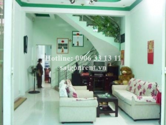 House 06 bedrooms for rent on Dinh Bo Linh street, Binh Thanh District, 900 USD