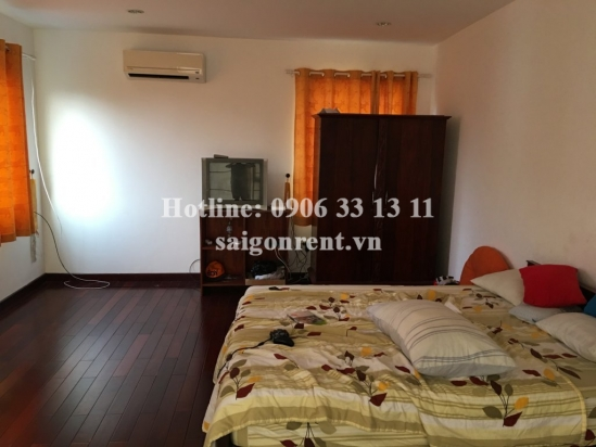 Beautiful  villa 05 bedrooms with fully furnished for rent in Thao Dien ward, District 2- 3200 USD