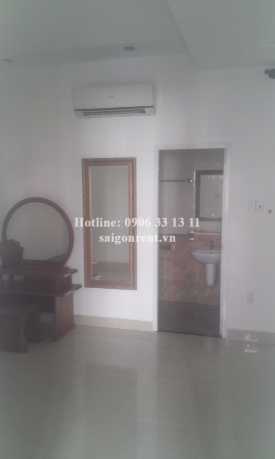 Brand new house 03 bedrooms for rent on Nguyen Huu Canh street, Binh Thanh District - 1100 USD