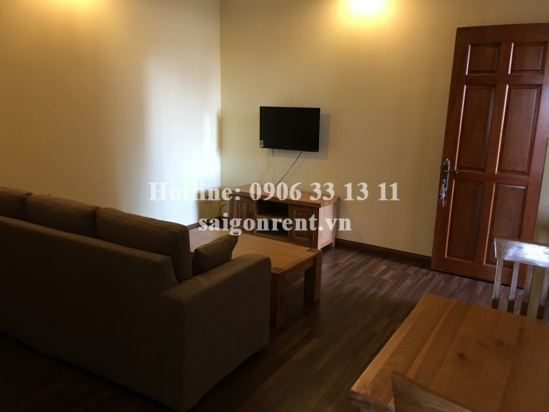 Beautiful serviced apartment 01 bedroom, 55sqm, living room for rent in Tran Hung Dao street, District 5-  5 mins drive to Ben Thanh maket district 1- 700 USD