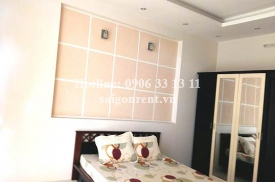 Villa 06 bedrooms for rent on Vo Thi Sau street, District 3 - 290sqm - 4000USD