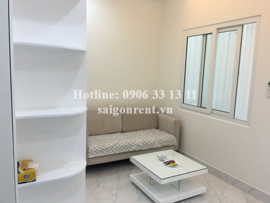 Brand new and luxury serviced apartment 01 bedroom, 45sqm for rent in Nguyen Van Huong street,Center District 2- 550 USD