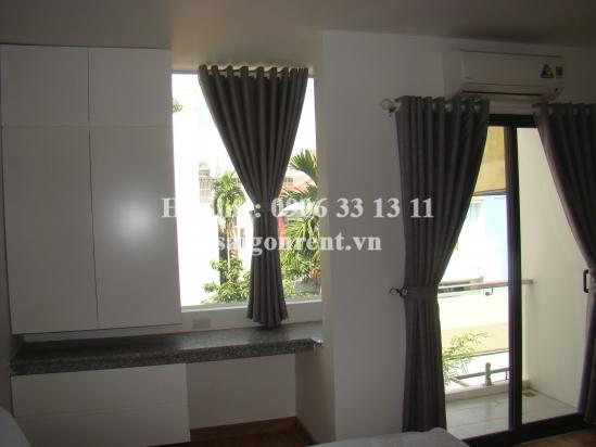 Studio serviced apartment for rent on Le Van Huan street, Tan Binh District - 30sqm - 400USD