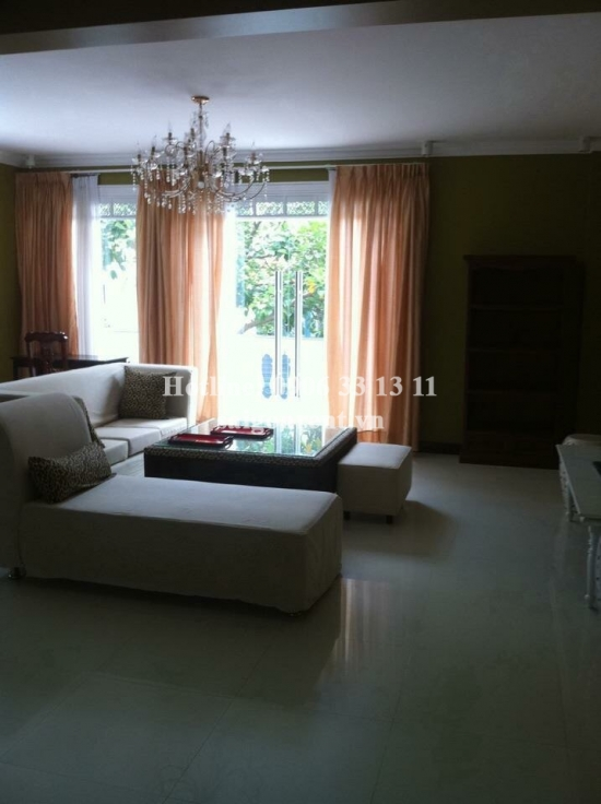 Serviced apartment 02 bedrooms for rent on Nguyen van Huong street - Thao Dien Ward  - District 2 - 130sqm - 800USD
