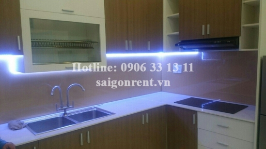 Nice 01 bedroom apartment on 4th floor for rent in Tran Quoc Thao street, District 3. 50sqm: 550 USD