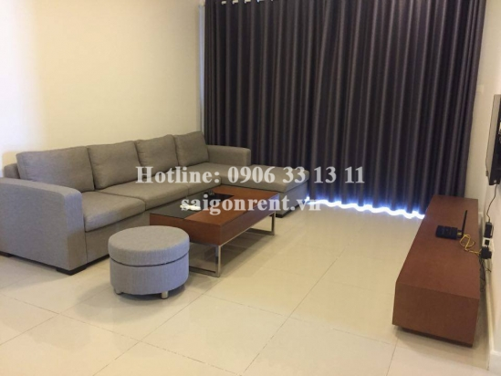 Sunrise City Central Building - Luxury Apartment 03 bedrooms for rent on Nguyen Huu Tho street - District 7 - 120sqm - 1300USD
