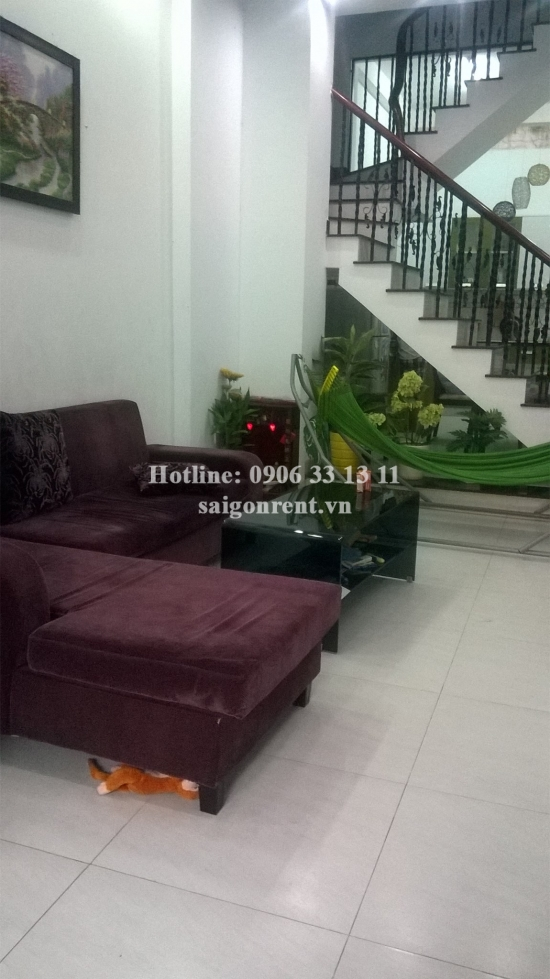 Nice house 03 bedrooms for rent Binh Loi street, Binh Thanh District - 170sqm - 700USD