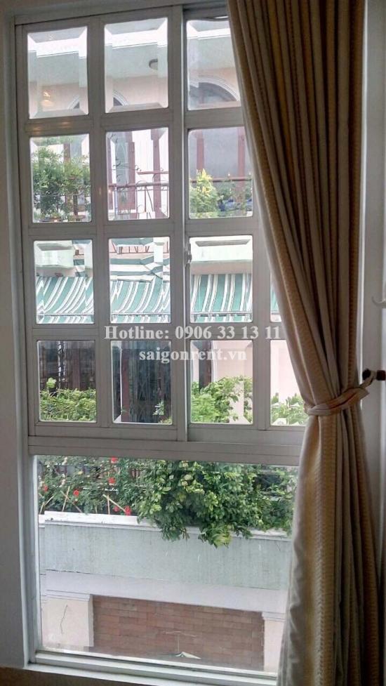 House 02 bedrooms for rent on Nguyen Van Nguyen street - District 1 - 120sqm - 700USD