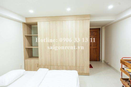 Serviced studio apartment  for rent on Nguyen Ngoc Phuong street, Binh Thanh District - 20sqm - 550USD