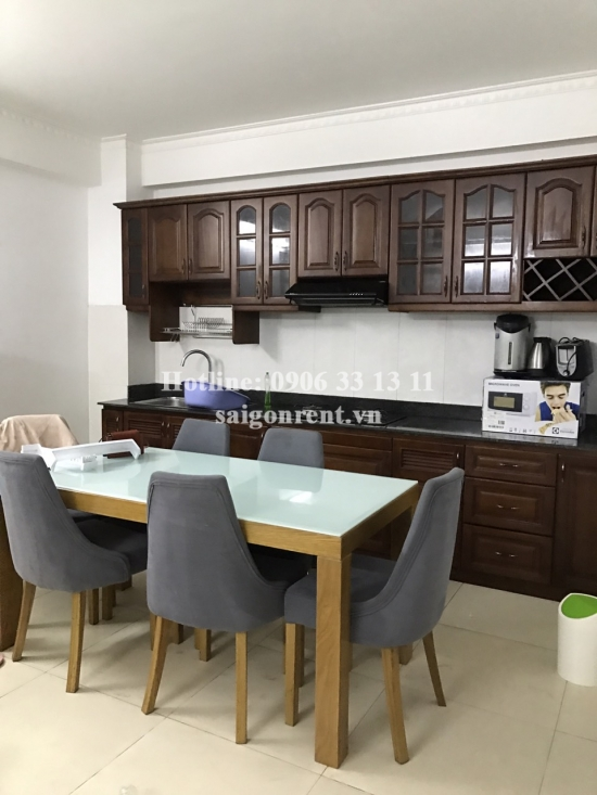 Serviced apartment 02 bedrooms for rent in Quoc Huong street, Thao Dien ward, District 2 - 75 sqm - 650 USD