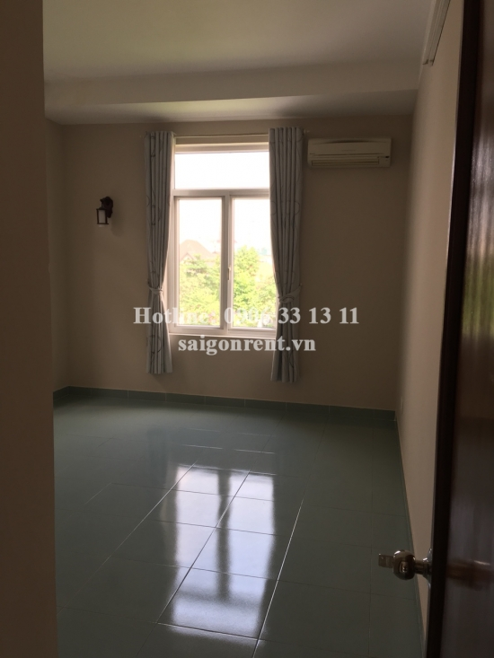 Nice Villa unfurnished 05 bedrooms for rent on Ngo Quang Huy street, Thao Dien ward, District 2 - 500sqm- 3700 USD