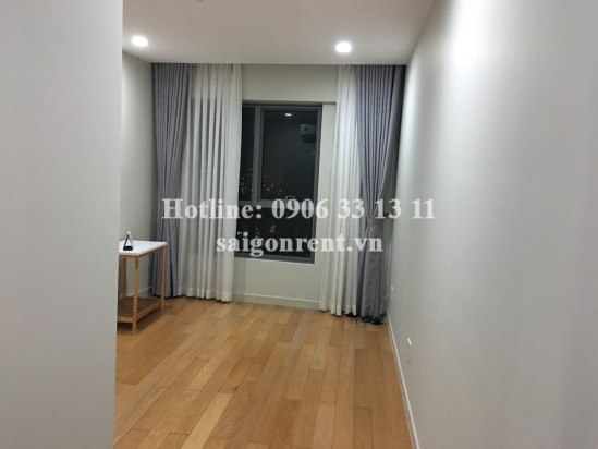River City Building - Apartment 02 bedrooms for rent on Dao Tri street, District 7 -110sqm - 600 USD