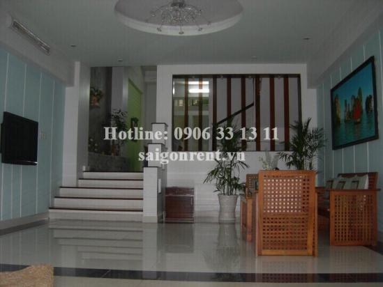 Nice house 4 bedrooms for rent on Nguyen Van Huong street, Thao Dien ward, District 2 - 400sqm - 1600USD