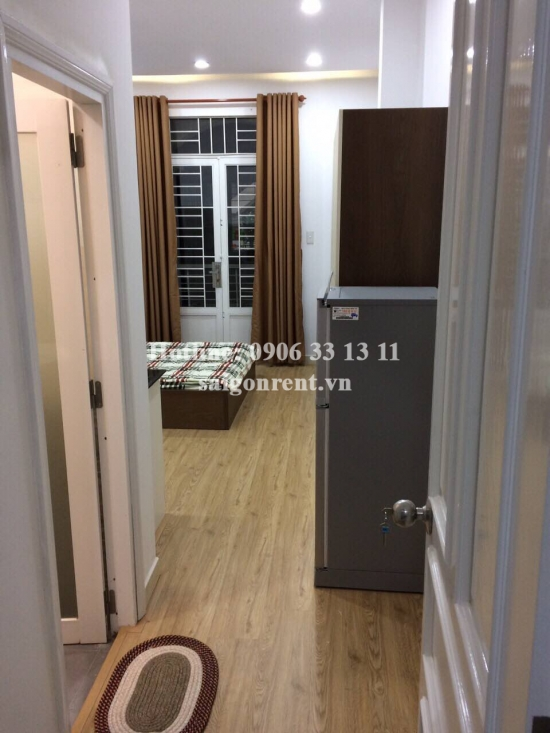 Serviced studio apartment for rent on Ly Tu Trong street, District 1 - 30sqm - 500USD