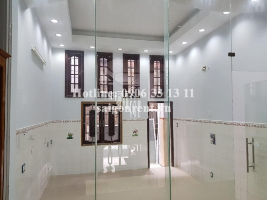 House 05 bedrooms unfurniture for rent on Nguyen Hien street - 250sqm - 2500USD