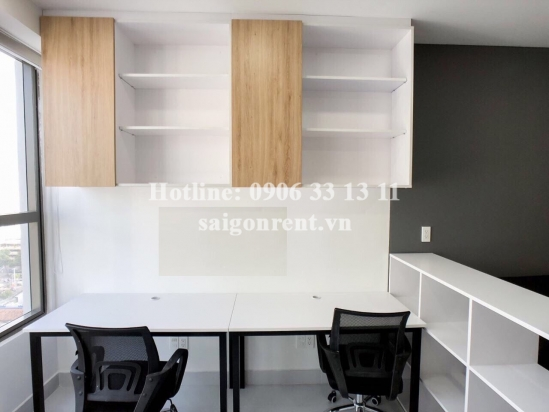 River gate Building - Officetel for rent on Ben Van Don street, District 4 - 26sqm - 650USD