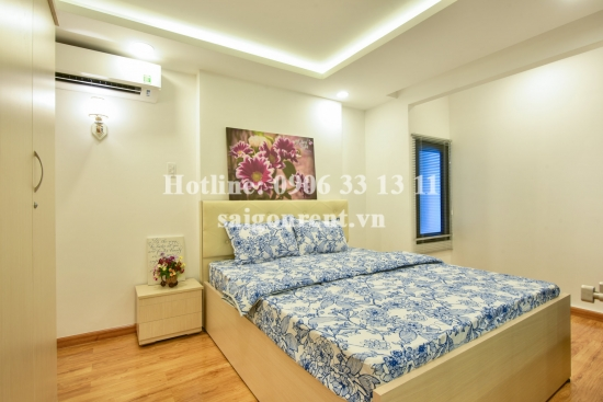 Serviced apartment 01 bedroom for rent on Xuan Thuy street, Thao Dien Ward, District 2,